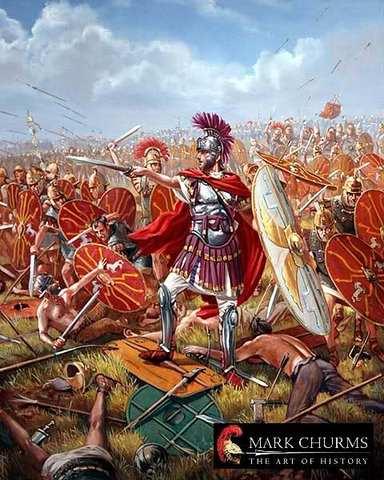 Conquest of Gallia Cisaplina