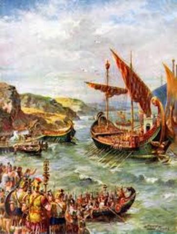 Conquest of Britania