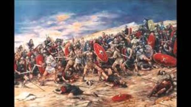 First servile war