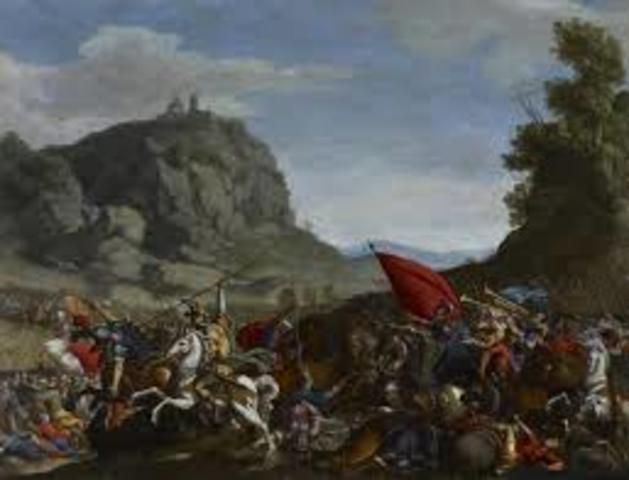 Conquest of Asia