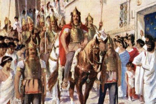 Conquest of Phrygia