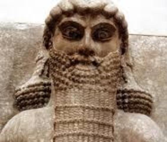 Sin-Muballit father of Hammurabi
