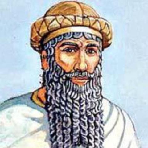 Hammurabi King of Babilon