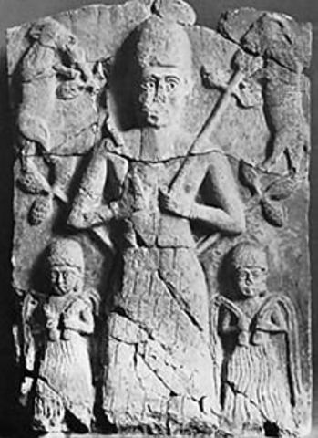 Reign of Babylon Ashur became known