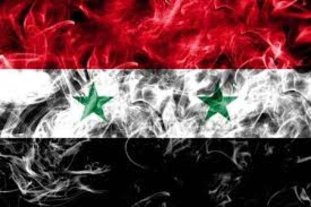 Bombardeos a Afrin, Siria.