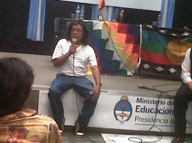 Muere Lorenzo Ramos líder Mbya Guaraní de la Provincia de Misiones