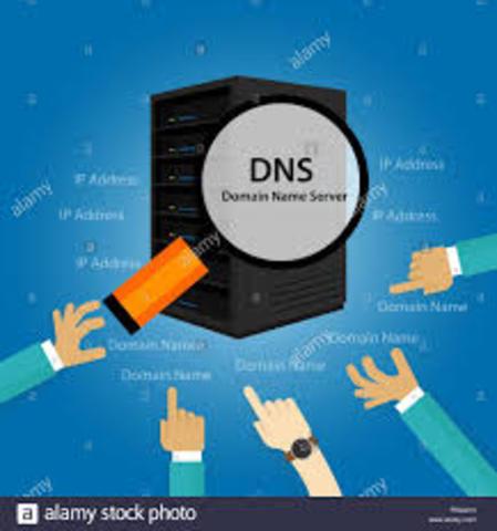 "Разработка ""DNS"""