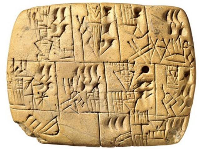 Primeres escriptures