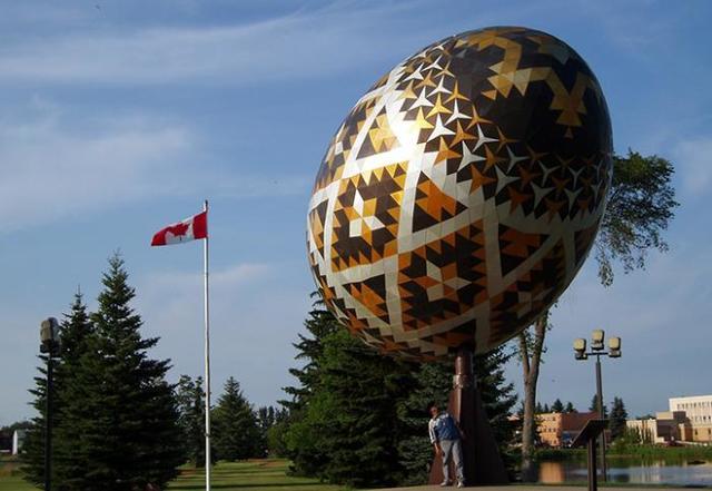 Экскурсия к памятнику Великому Eggу