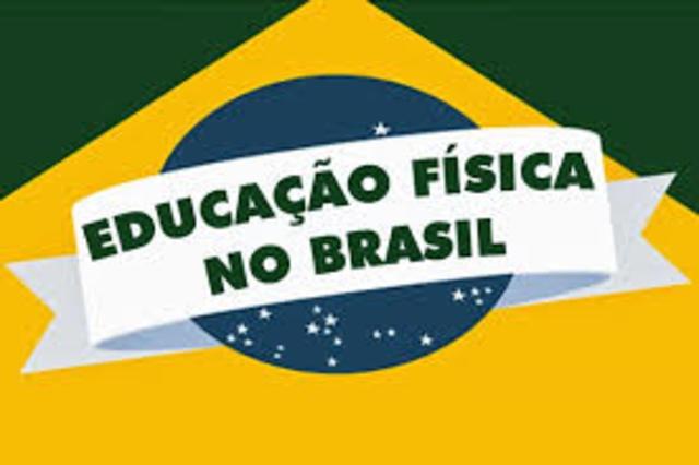 Origem da Educação Física no Brasil