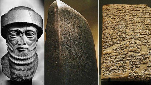Babilonia: Código legal de Hammurabi