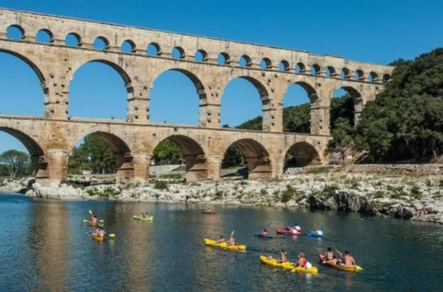 Ingeniería Romana (acuaductos y arcos)