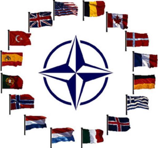 Creació de la OTAN
