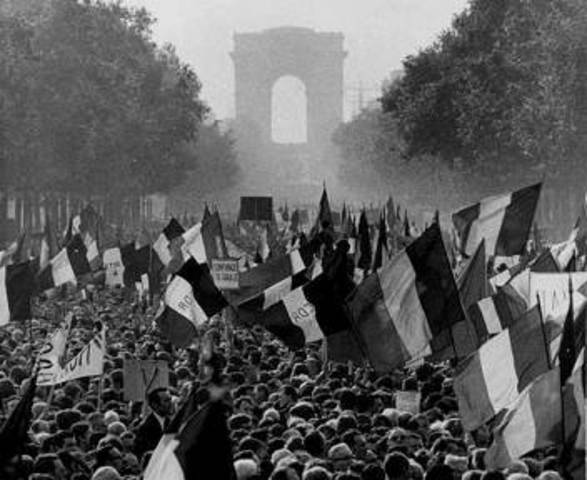 Maig del 68 a París