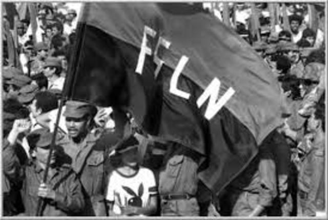 Revolució sandinista a Nicaragua