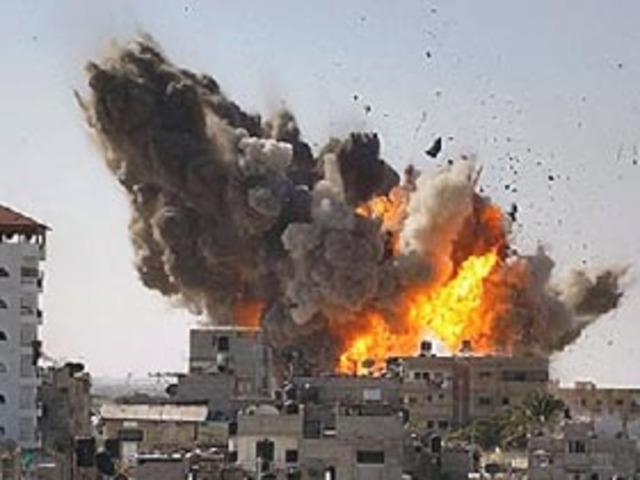 Bombardeig de Libia per EE.UU