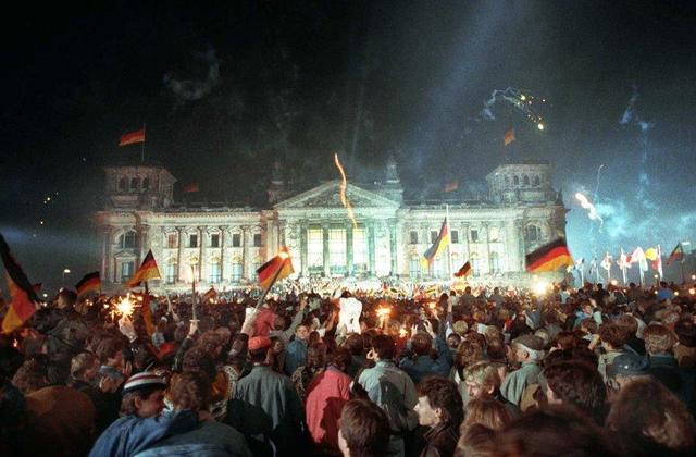Reunificació d'Alemanya
