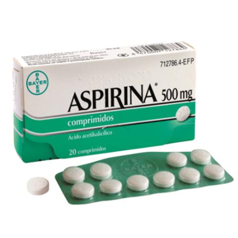 La aspirina - Karl Frederich von Gerhardt