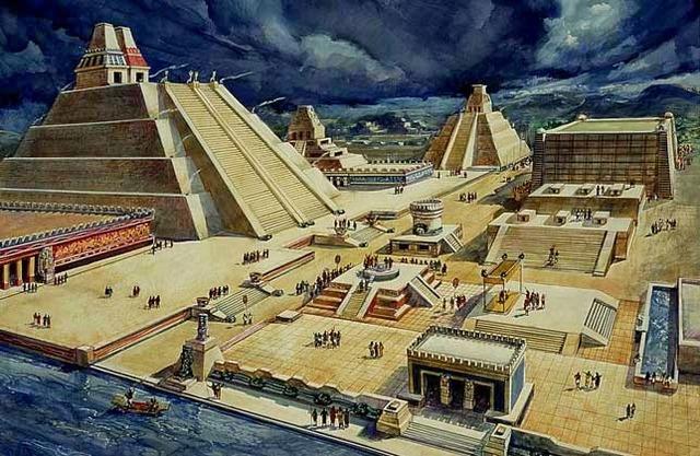 Ingeniería civil en la epoca precolombina