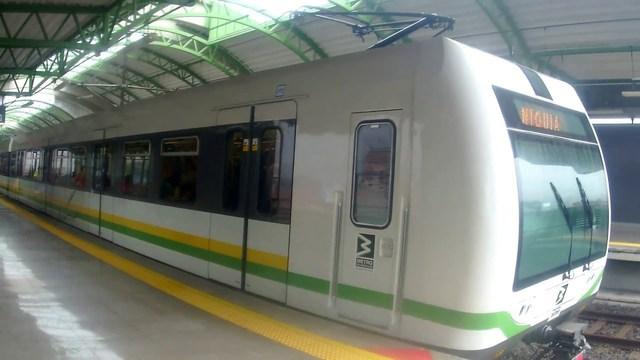 Primeros pasos en la construcción del metro de Medellin