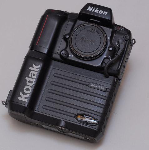 Kodak SLR DSC