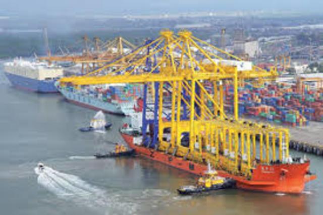 Privatización de los puertos de Colombia