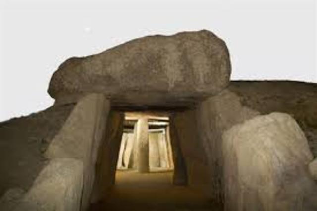 Los dolmenes