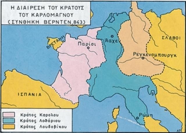 Συνθήκη του Βερντέν