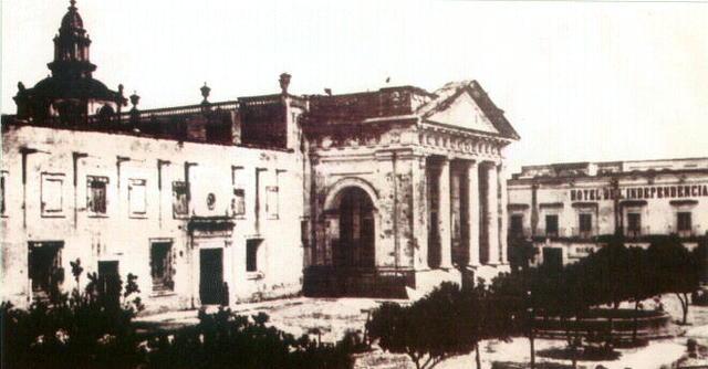 Colegio de Santo Tomás de Aquino.