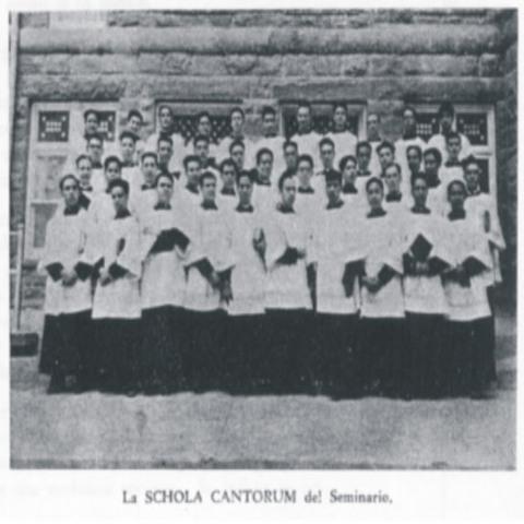 Real y Tridestino Colegio Seminario de Monterrey.