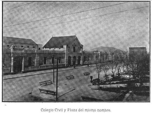 Seminario Conciliar de Monterrey.