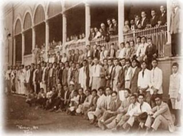 El Liceo de Rosales.