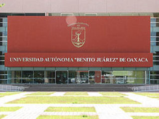 Universidad Autónoma de Benito Juárez de Oaxaca