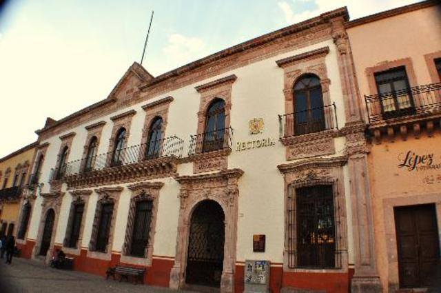 Universidad Autónoma de Zacatecas.