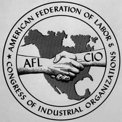 Fundación de la Federación Estadounidense del Trabajo (AFL)