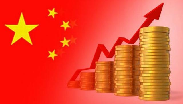 China's economic rise.