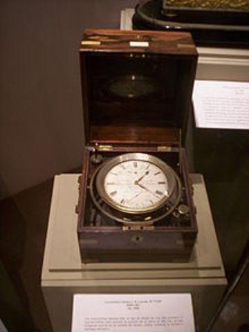 Cronometro marino