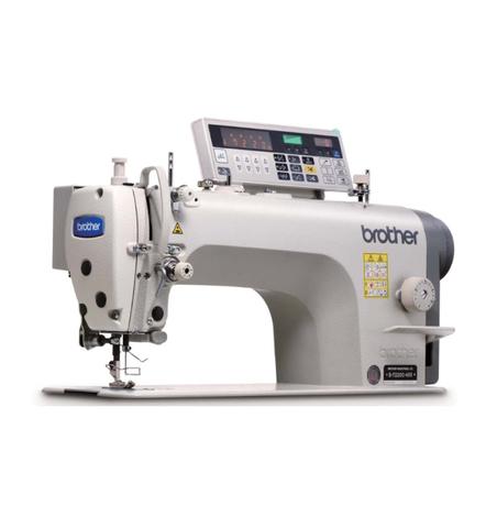 Maquinas de coser en Sueia y E.U.A