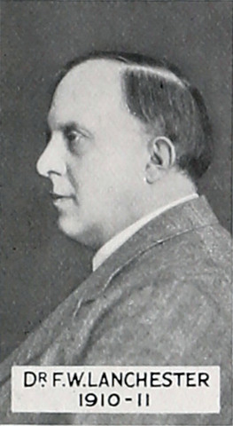 F. W. Lanchester