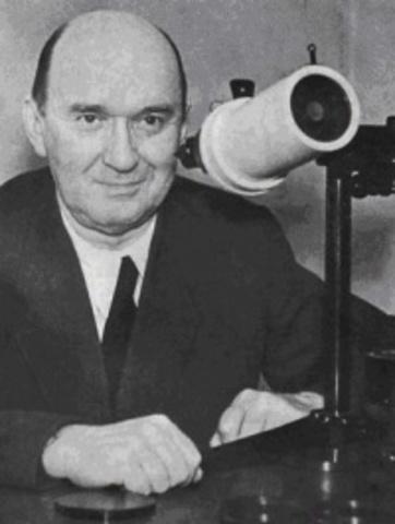Изобретение телескопа нового типа (менискового)