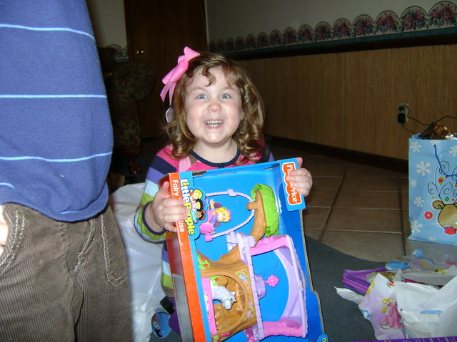 My sister had Child #2  Ashlynn