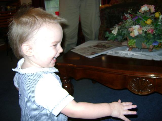 My sister had Child #3  Drew