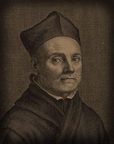 ATHANASIUS KIRCHER (1640)