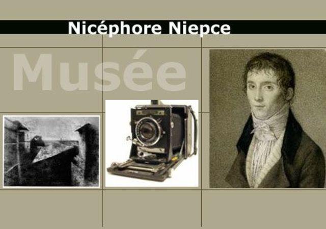 JOSEPH NICEPHORE NIÉPCE (1820)