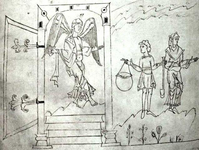 Literatura posterior a la conquista normanda