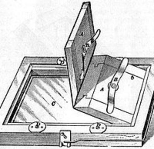 Invención del primer procedimiento heliográfico