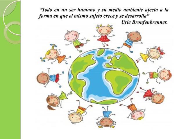 Los infantes en los microsistemas