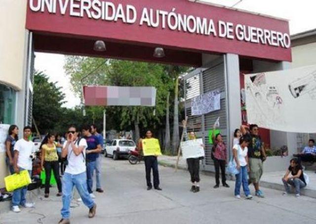 Universidad Autónoma de Guerrero