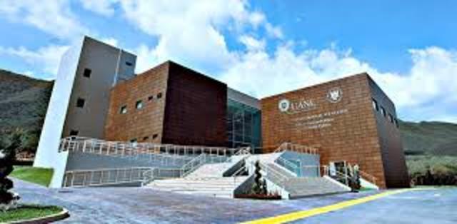 Universidad Autónoma de Nuevo Léon