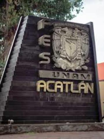 Escuela Nacional de Estudios Profesionales de Acatlán